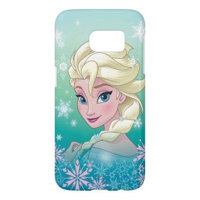 Elsa - Winter Magic Samsung Galaxy S7 Case