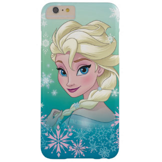 Elsa | Winter Portrait Barely There iPhone 6 Plus Case