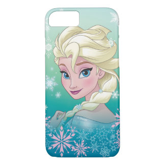 Elsa | Winter Portrait iPhone 8/7 Case