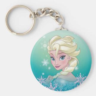 Elsa | Winter Portrait Keychain