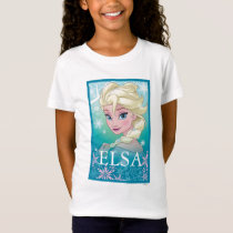 Elsa | Winter Portrait T-Shirt