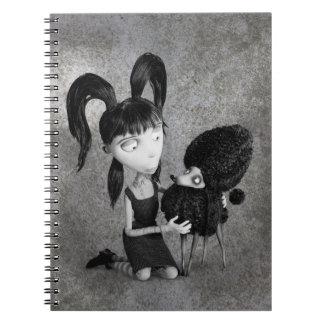 Elsa y Persephone Libreta