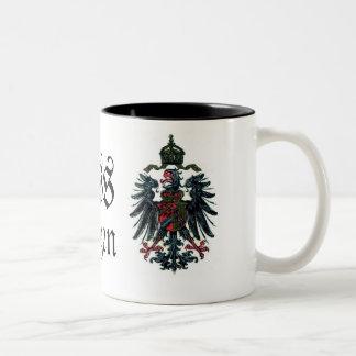 Elsass-Lothringen, Mugs