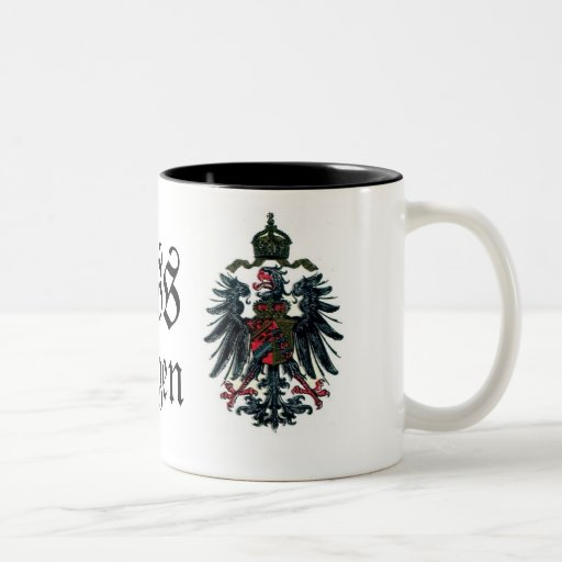 Elsass-Lothringen, Tazas De Café