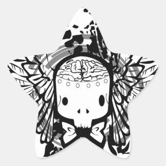 Elsewhere Star Sticker