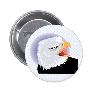 Elsie Eagle Pin