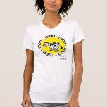 Elsie - entrenamiento femenino camiseta