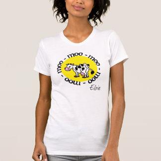 Elsie - female workout shirt
