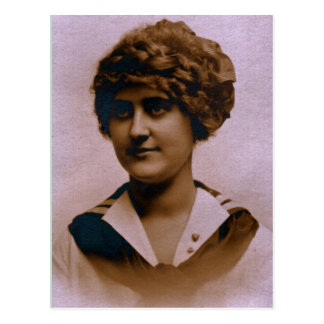 Elsie Gladys Sechrist-Laucks del león rojo, Pennsy Tarjetas Postales