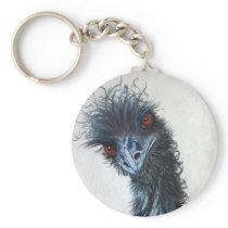 Elsie the Emu Keychain