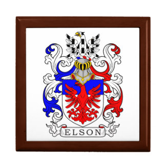 Elson Coat of Arms Gift Box