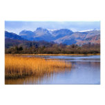 Elterwater and the Langdales, The Lake District Photo