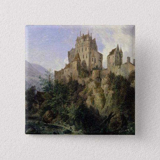 Eltz Castle Pinback Button