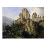 Eltz Castle Postcard