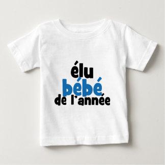 Elu Bébé de l'année ! Baby T-Shirt