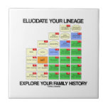 Elucidate Your Lineage Explore Your Family History Tile