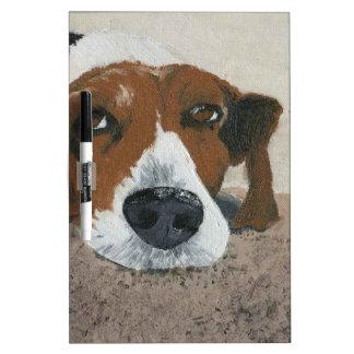 Eluda el beagle pizarras blancas