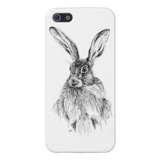 Elusive Hare iPhone SE/5/5s Case