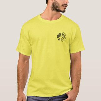 Elusive Peace Breast+Back T-Shirt
