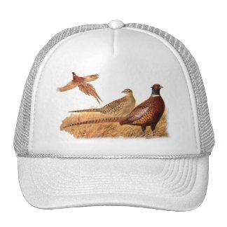 Elusive Pheasant Bird Hunting Trucker Hat