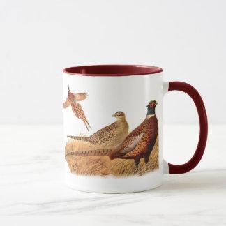 Elusive Pheasant Bird Hunting Mug