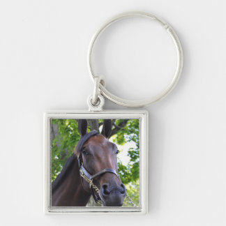 Elusive Quality Filly Keychain