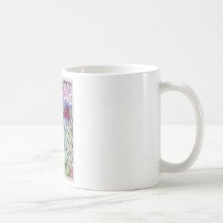 elve con el snale taza