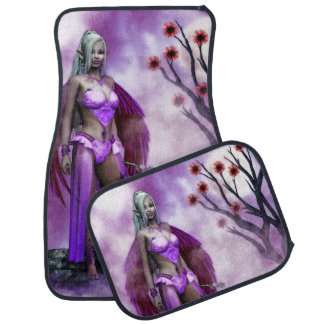 Elven Beauty Car Mat