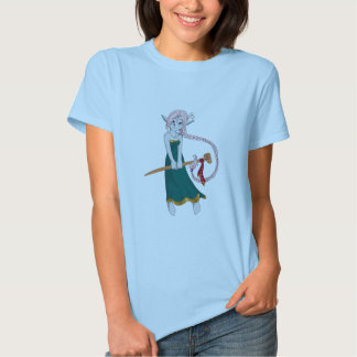 Elven Braid Tee Shirt