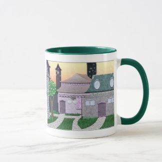 Elven City Coffee Mug