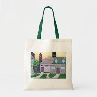 Elven City Tote bag