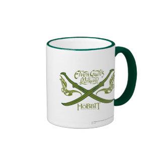 Elven Guards of Mirkwood Movie Icon Ringer Mug