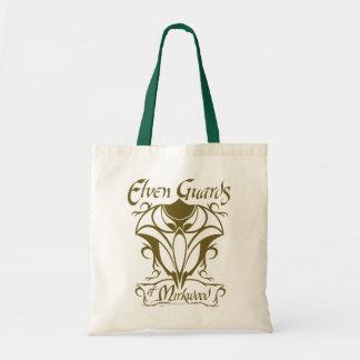 Elven Guards of Mirkwood Name Tote Bag