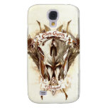 Elven Guards of Mirkwood Weaponry Samsung Galaxy S4 Cover