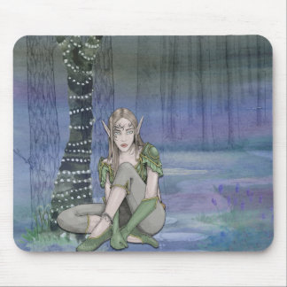 Elven Princess Mouse Pad
