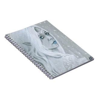 Elven Queen Notebook