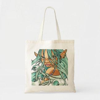 Elven Queen Tote Bag
