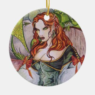 Elven Royalty Ornaments