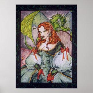 Elven Royalty Print