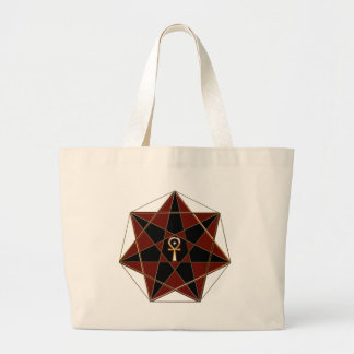 Elven Star Large Tote Bag