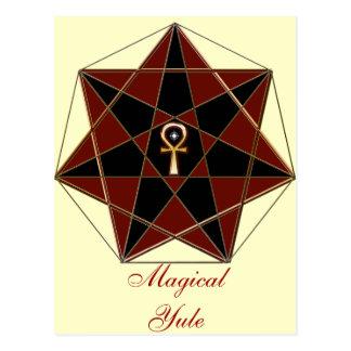 Elven Star Postcard