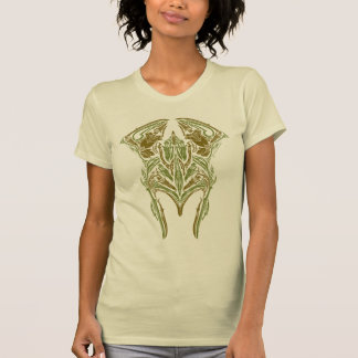 Elven Weapons Helmet Icon T-Shirt