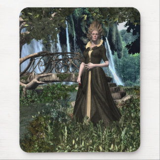Elvenqueen Mouse Pad