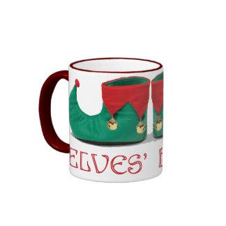 Elves' Bells Coffee Mug