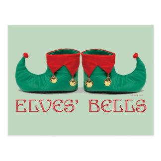 Elves' Bells Postcard