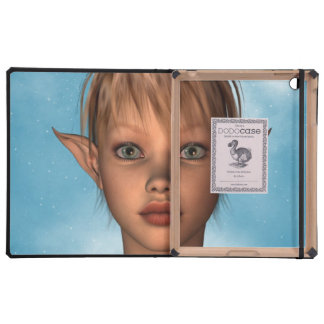Elves Cover For iPad