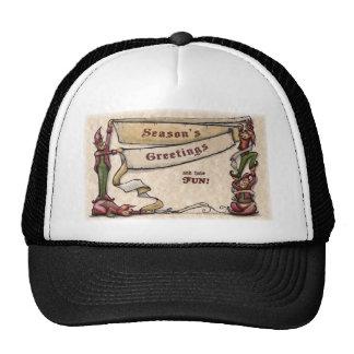 Elves - Season's Greetings Hat