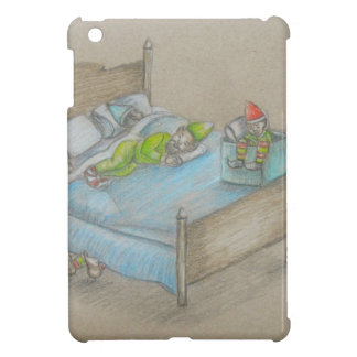 elves sleeping cover for the iPad mini