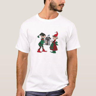 elves with present T-Shirt