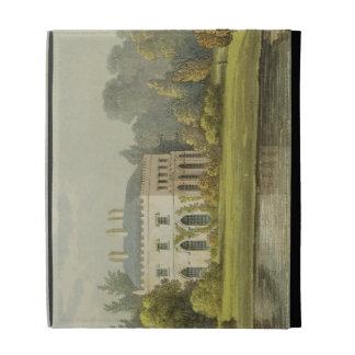 Elvills, Englefield Green, from Ackermann's 'Repos iPad Cases